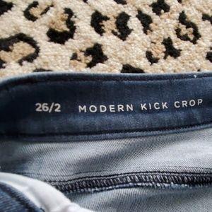 LOFT Jeans - Loft crop jeans